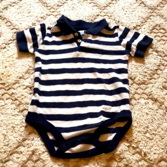 ❤️FREE Osh kosh Navy stripe onesie 12-18 mos